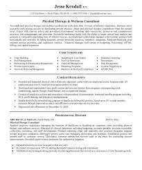Resume Physical Therapist Physiotherapist Resume Sample Physiotherapist Cv Sample