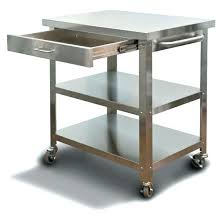 kitchen island cart with stainless steel top stainless steel kitchen island cart inimitable marble top kitchen