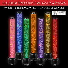 Lamps Plus Westminster Co by Sensory Led Bubble Tube 3 Foot