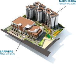 1200 sq ft 2 bhk 2t apartment for sale in vaishnavi group