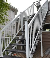 quickstep complete outdoor stair system