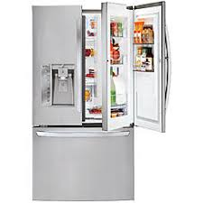 French Door Fridge Size - french door refrigerators new models from top brands sears