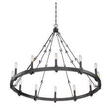 Candle Style Chandelier Laurel Foundry Modern Farmhouse Montreal 12 Light Candle Style
