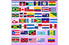 Belize Flag American Countries American Country F Design Bundles