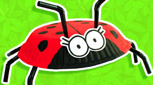learn to make a ladybug diy paper plate crafts u0026 toy ideas for