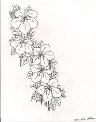 100 easy flower tattoos easy tattoo flowers cartoon flower