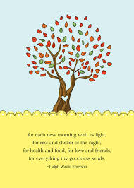thanksgiving grateful sayings gratitude tree free 5x7 mini print