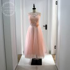 compare prices on tea party length wedding dress online shopping