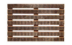 Doormat Leave Doormat With Bristles Design Within Reach