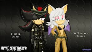 shadow the hedgehog costume halloween metal gear shadow by nyctoshing on deviantart