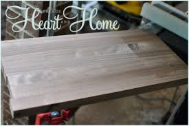 Diy End Grain End Table End Grain Cutting Board Diy All Things And Home
