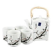 teapot set blossom teapot set