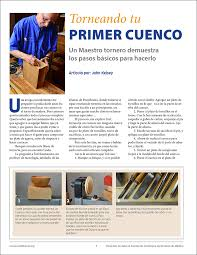 Fine Woodworking Magazine 222 Download by Turners Without Borders American Association Of Woodturners