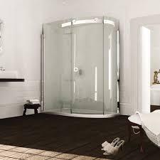series 10 single door right hand offset quadrant shower enclosure