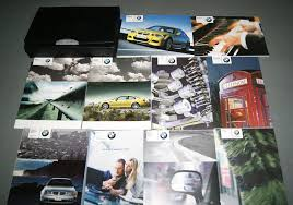 2004 bmw m3 coupe owners manual set u2022 109 99 picclick