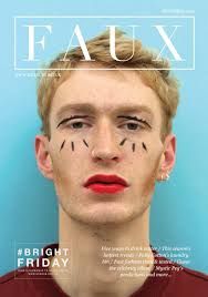 faux u0027 alternative fashion magazine by hubbub uk issuu
