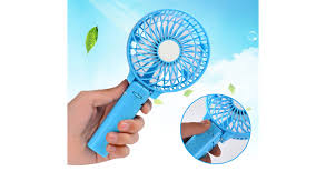 battery operated handheld fan small portable fan handheld fan battery operated usb powered