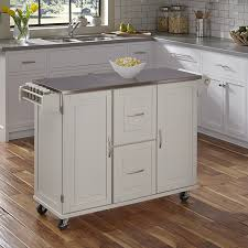amazon com home styles 4514 95 patriot kitchen cart white