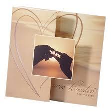 hochzeit einladung karte hochzeitseinladung barbara romantische karte mit