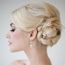 hair accessories for brides unicra bridal wedding hair pins for women and