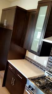 pictures of black stained kitchen cabinets kitchen cabinets foothills cabinet company boise idaho