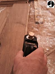 What Type Of Saw To Cut Laminate Flooring Laying Laminate In A Doorway