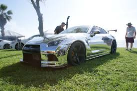 nissan gtr wrapped file nissan gtr r35 2010 chrome wrapped lsidefront fossp