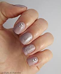 photo ongles gel ongles en gel taupe