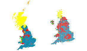 Uk Election Map by Us Election 2016 Battle Of The Maps U2013 Ben Flanagan U2013 Medium