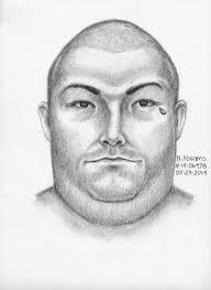 sketch of sexual assault suspect released by escondido police