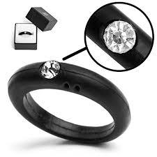 Silicone Wedding Ring by Silicone Wedding Ring For Women Ladies With Diamond Plus Free