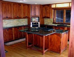 Red Mahogany Kitchen Cabinets by Greene U0026 Greene Style Remodel Fine Homebuilding
