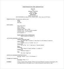 high school resume exles for college admission high school resume exles for college admission resume exles