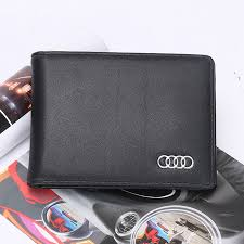 audi purse popular car logo wallet audi buy cheap car logo wallet audi lots
