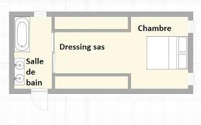 plan de chambre avec dressing et salle de bain plan chambre a coucher avec dressing raliss com