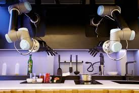 meet the robot chef that can prepare you dinner time