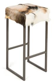 bar stools modern cowhide bar stools cowhide swivel bar stools