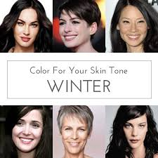 best hair color for deep winters 19 best images about deep winter on pinterest