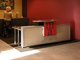 Custom Reception Desk Art Of Furniture By I A Keer Custom Reception Desk