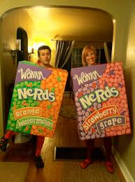 Nerds Candy Halloween Costume 274 Food Packaging Costumes Images Food
