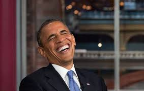 list of synonyms and antonyms of the word obama laughing