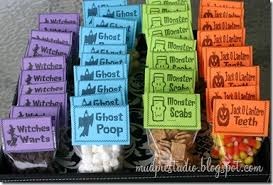 mud pie studio halloween treat bags kids will love