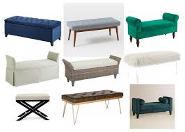 Upholstered Bench For Bedroom 14 Best Bed Bench Images On Pinterest Bed Bench Bb And Benches