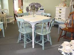 Painted Dining Room Chairs 31 Best Painted Dining Room Table And Chairs Images On Pinterest