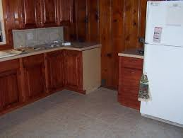 Knotty Pine Kitchen Cabinet Doors Astonishing Brown Colors Knotty Pine Kitchen Cabinets Features