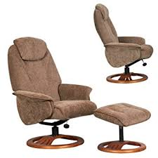 global furniture alliance oslo chenille fabric recliner chair and