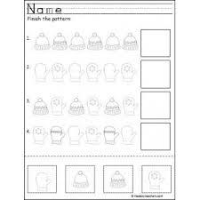 92 best patterns preschool images on pinterest math patterns