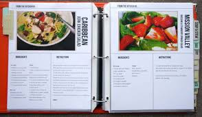 Templates For Cookbooks recipe book using document workshop recipe template