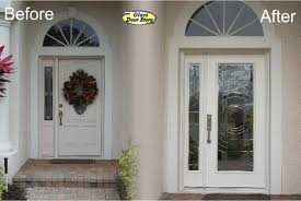 exterior door glass insert replacement modern and contemporary front doors archives the glass door store
