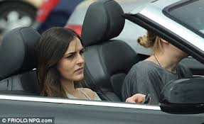 ali lohan following in lindsay lohan u0027s footsteps starts with a